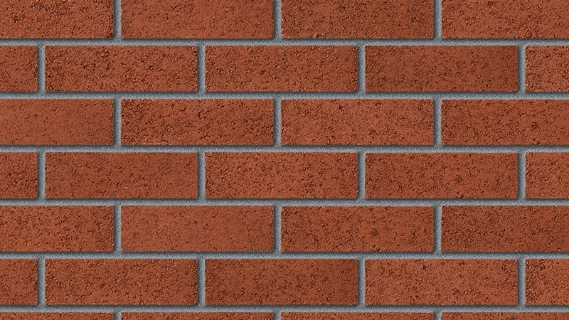 fairway filton red perforated facing brick