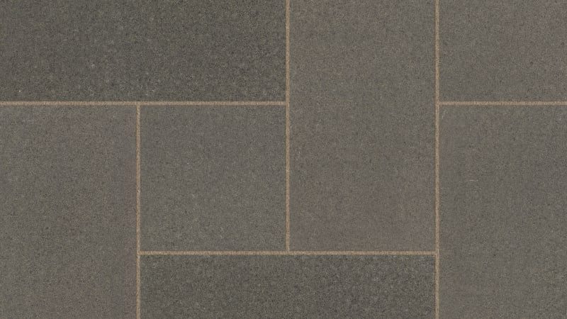 Marshalls Granite Eclipse paving overhead swatch in Graphite