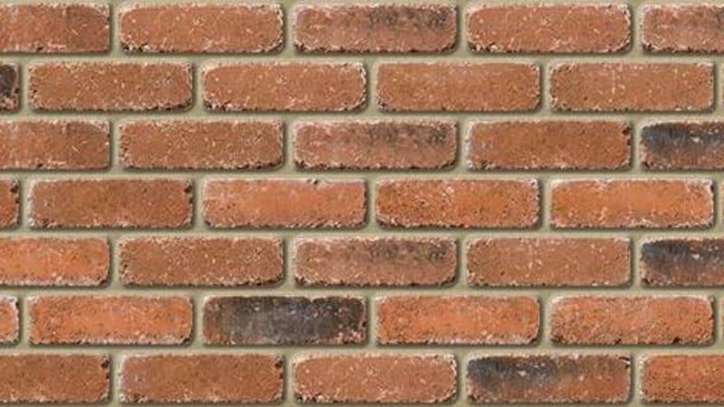sandstock hampton vintage stock frogged facing brick