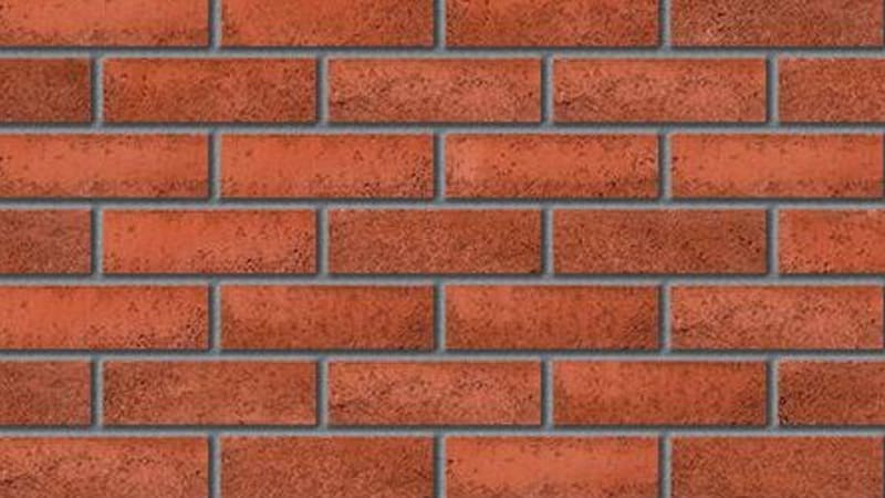 sandstock collection hendon stock frogged facing brick