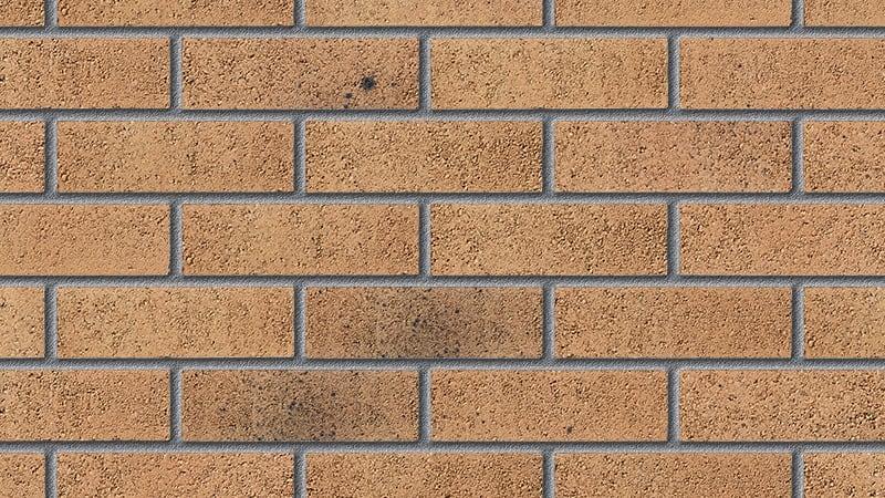 fairway lakeside buff perforated facing brick