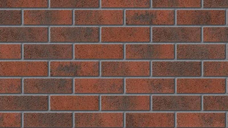peakdale leamington wine facing brick