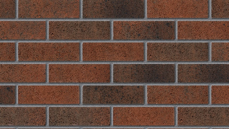 fairway long ashton currant perforated facing brick