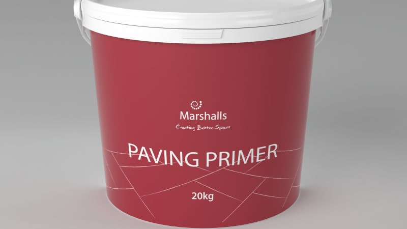 Marshalls Paving Primer - Natural