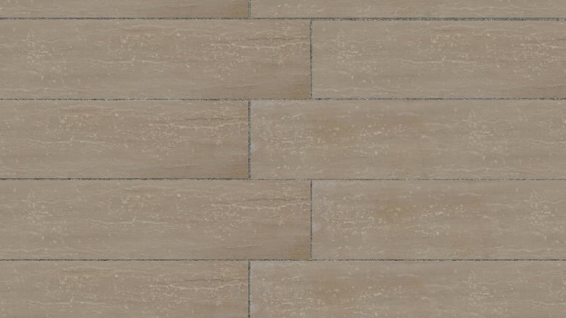 Riven Harena Linear Paving - Golden Sand Multi
