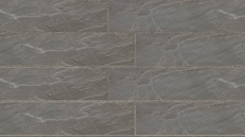 Riven Harena Linear Paving - Silver Birch Multi
