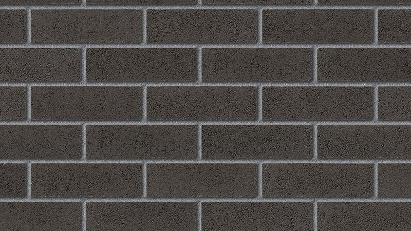contemporary range sapphire blue facing brick