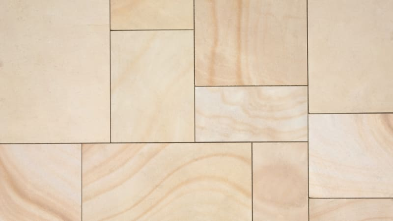 Sawn Versuro Coping - Golden Sand Multi