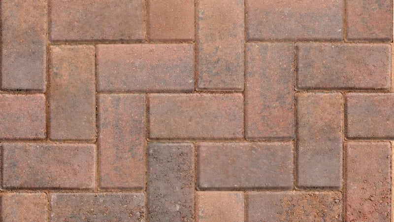 Standard Block Paving - Brindle