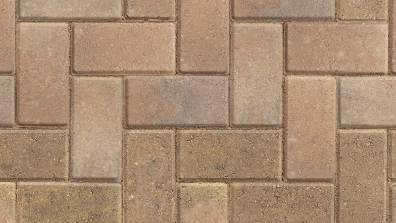 Standard Block Paving - Sunrise