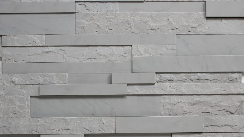 Stoneface Textured - Silver Birch Multi
