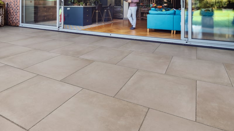 Symphony Plus Urban Paving - Sandstorm