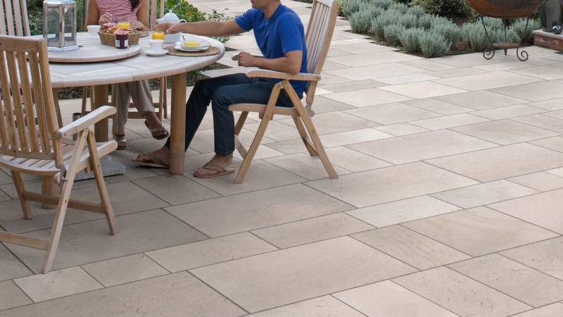 Towngate Paving - Brown Multi