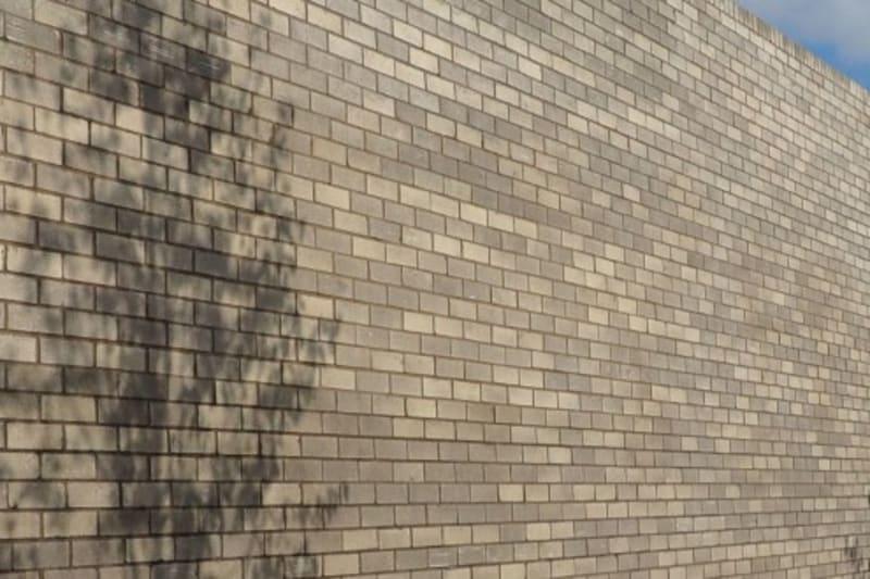 Houses built with Edenhall bricks