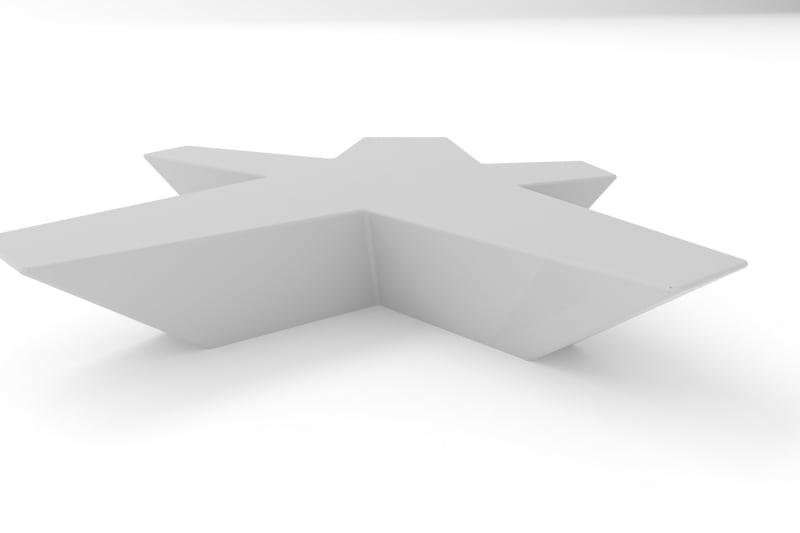 Flor Bench BIM Model