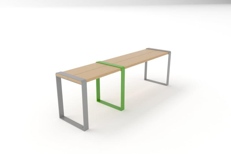 Loci Bench BIM Model