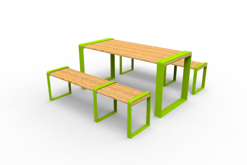 Loci Table BIM Model