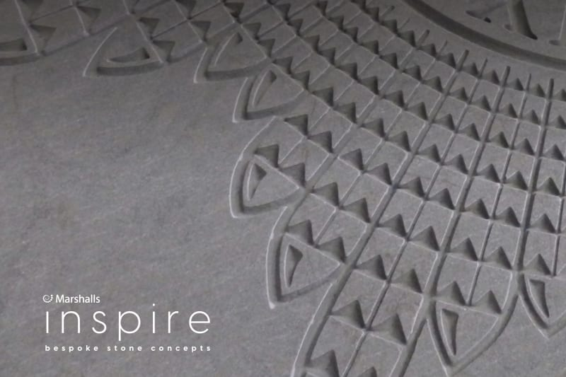 Inspire with natural stone bespoke concepts
