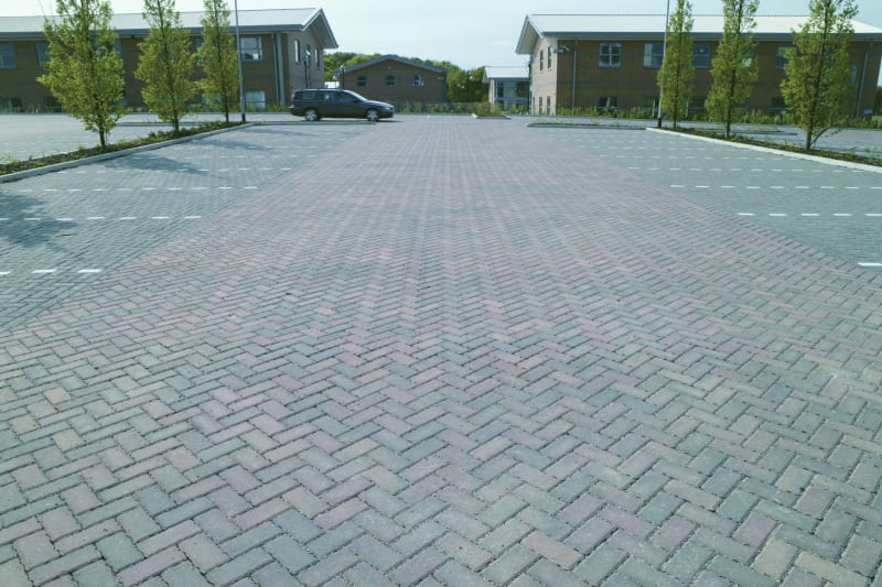 Priora Permeable Block Paving BIM Model