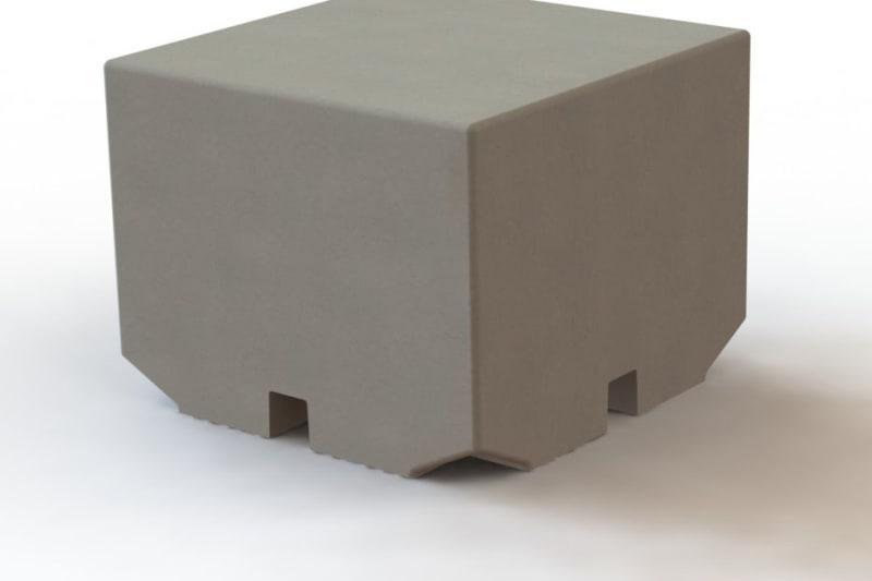 Metrolinia Transition X Block BIM Model