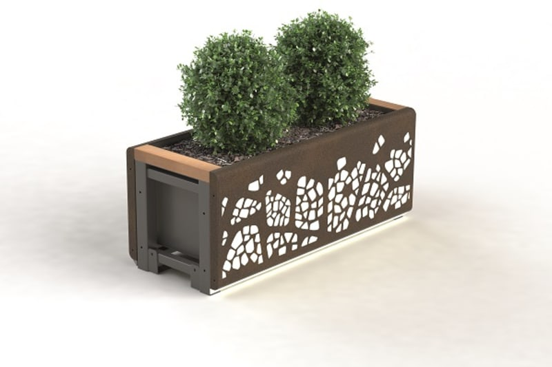 Natural Elements® Planter Module BIM Model