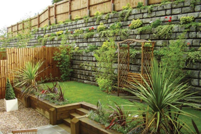 Redi-Rock™ Landscaping Walls BIM Model