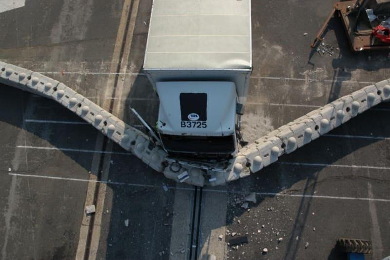 Redi-Rock™ Vehicle Security Barriers BIM Model