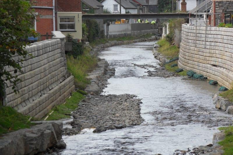 Redi-Rock™ Flood Walls BIM Model