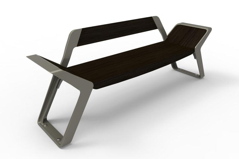Stratic Seat BIM Model