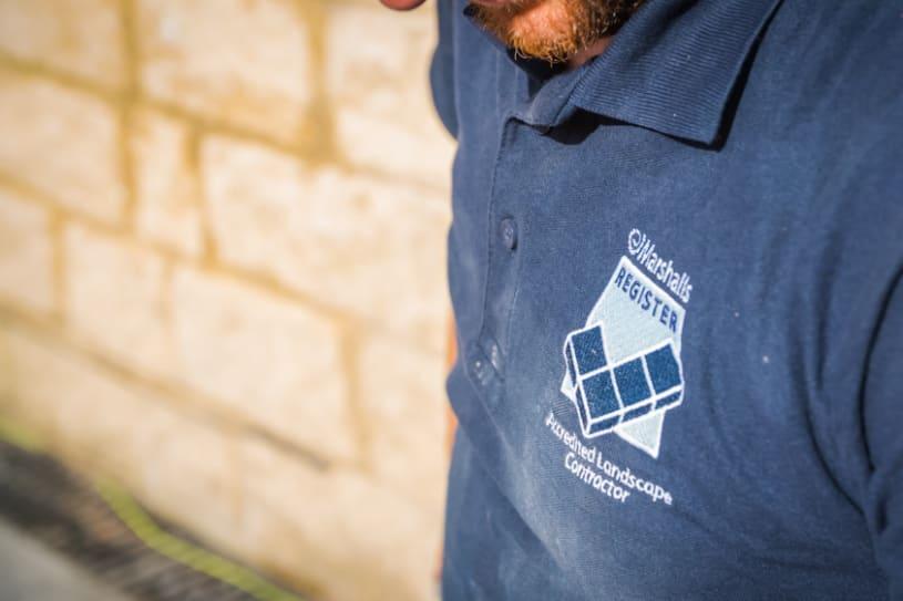 marshalls logo on t shirt