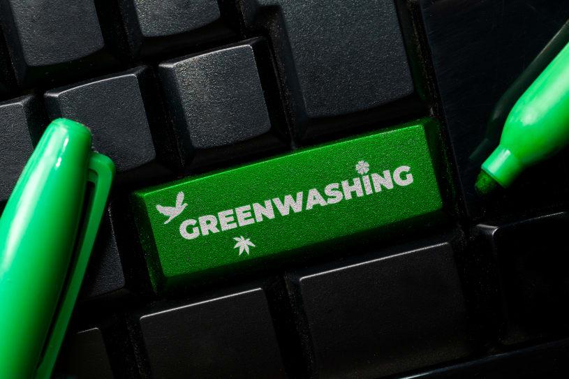 Beware Greenwashing