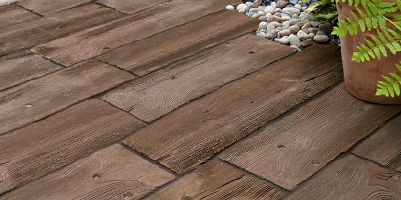 Woodstone - Dark Brown