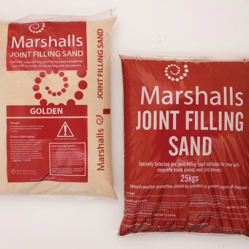 Joint Filling Sand - Golden