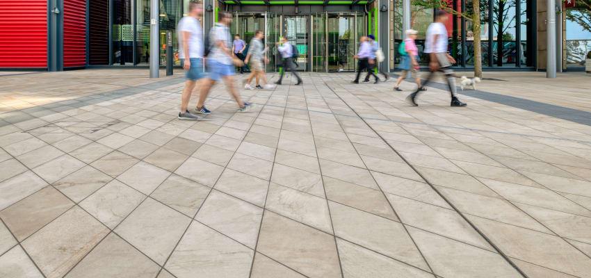 Block paving for commercial and public sector projects