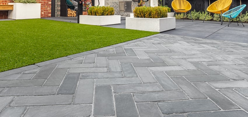 Block paving for homes