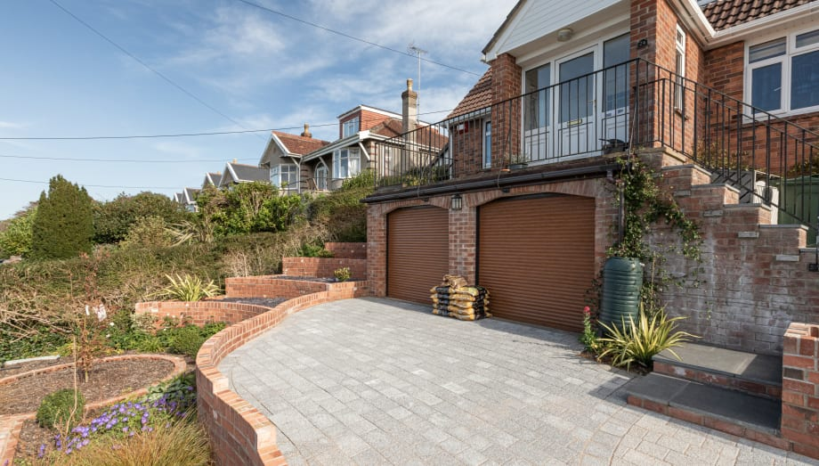 7 driveways created using British-made products