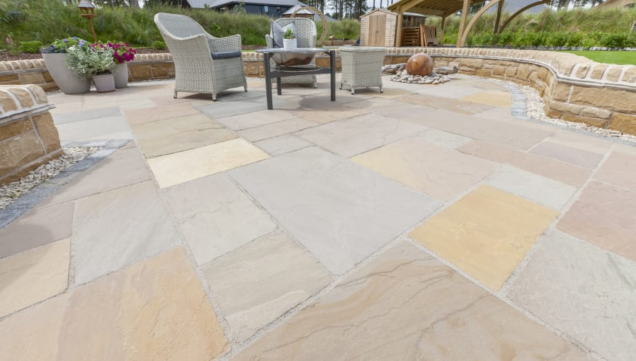 Why choose Marshalls Calibrated Indian Sandstone?