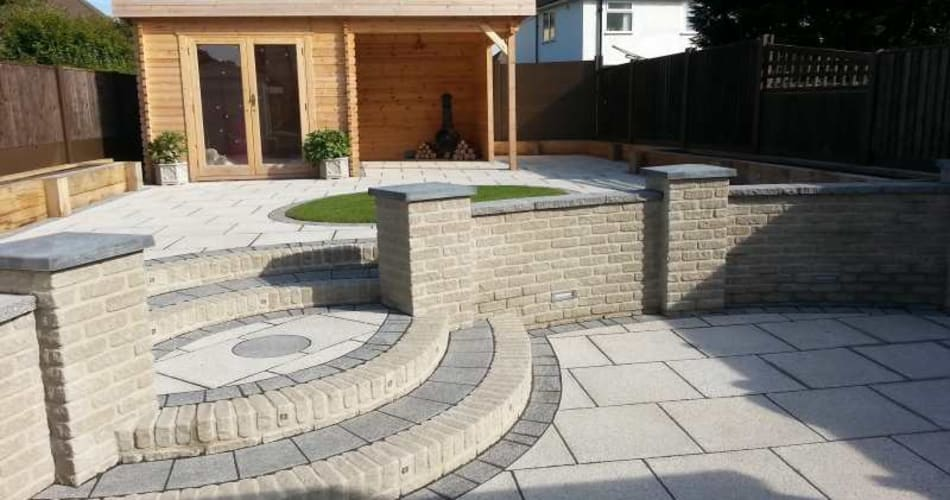 HLE Landscape Design & Construction, Marshalls Accredited ...