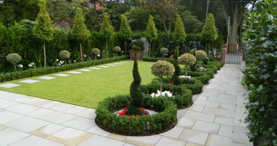 Botanica Garden Design, Marshalls Accredited UK Garden ...