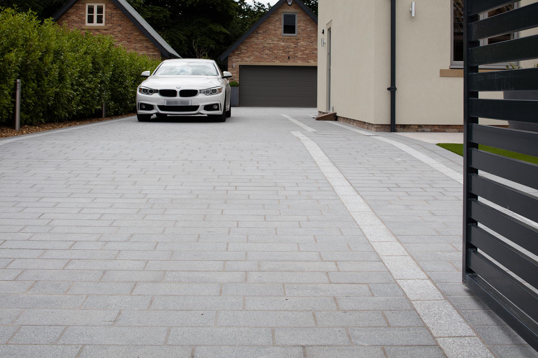 Beautiful Contemporary Design Driveway Marshalls