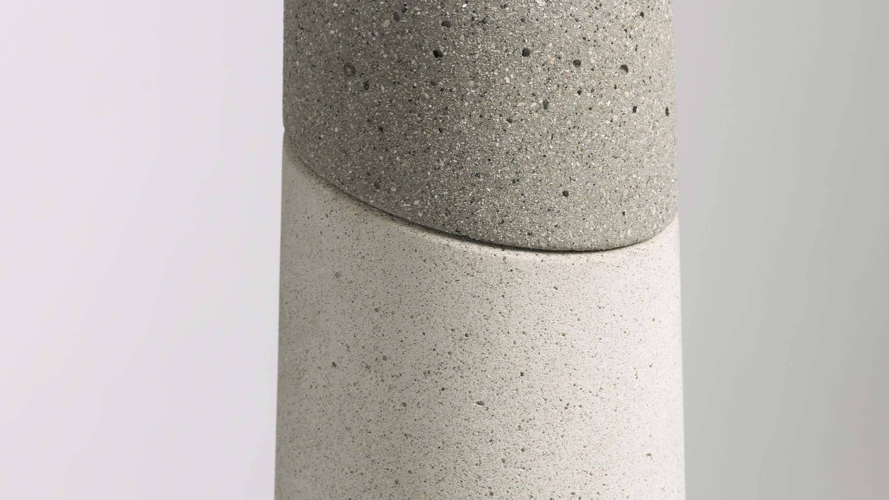 close up of coda bollard