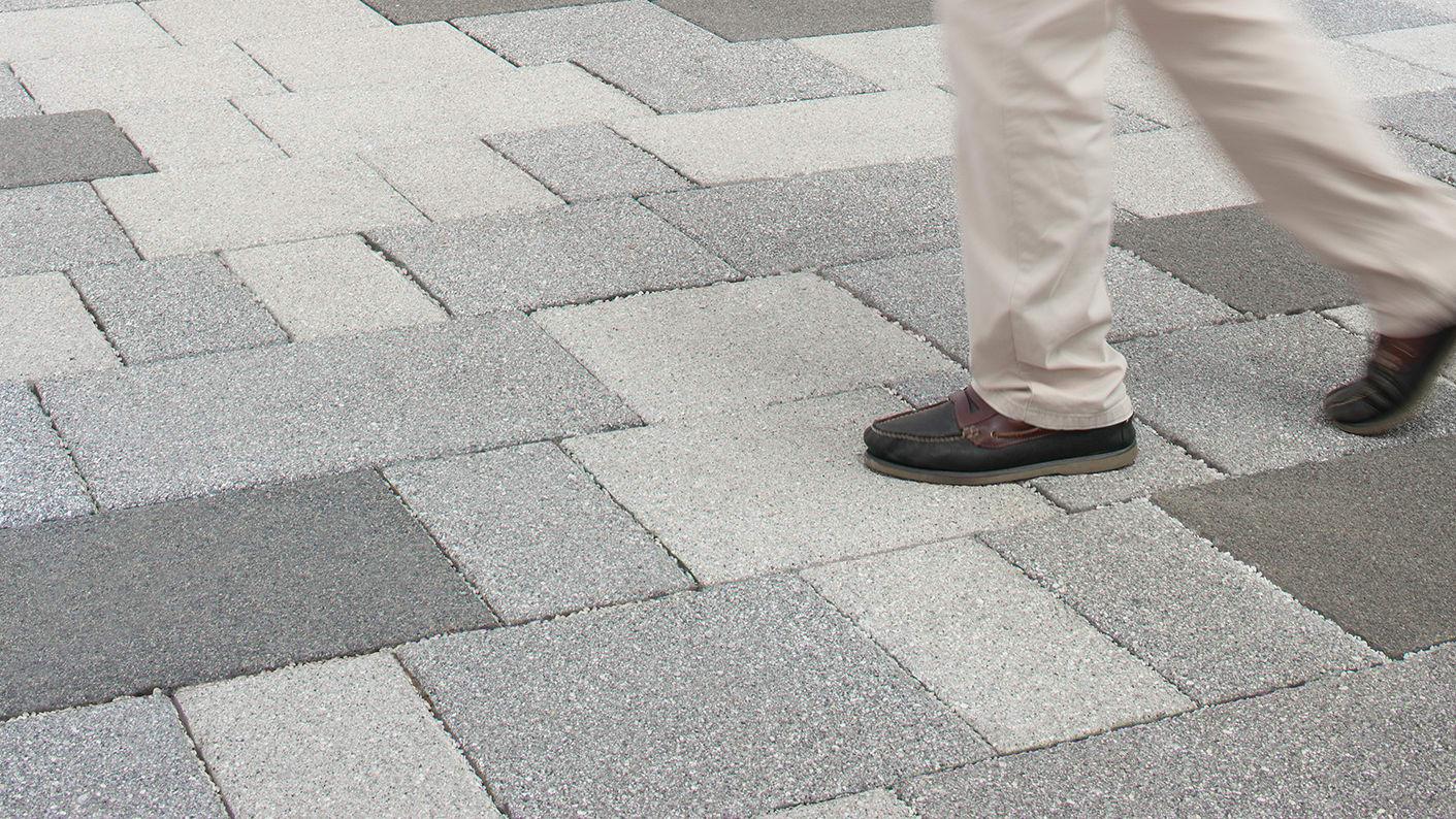paving commercial paving slabs marshalls. Black Bedroom Furniture Sets. Home Design Ideas