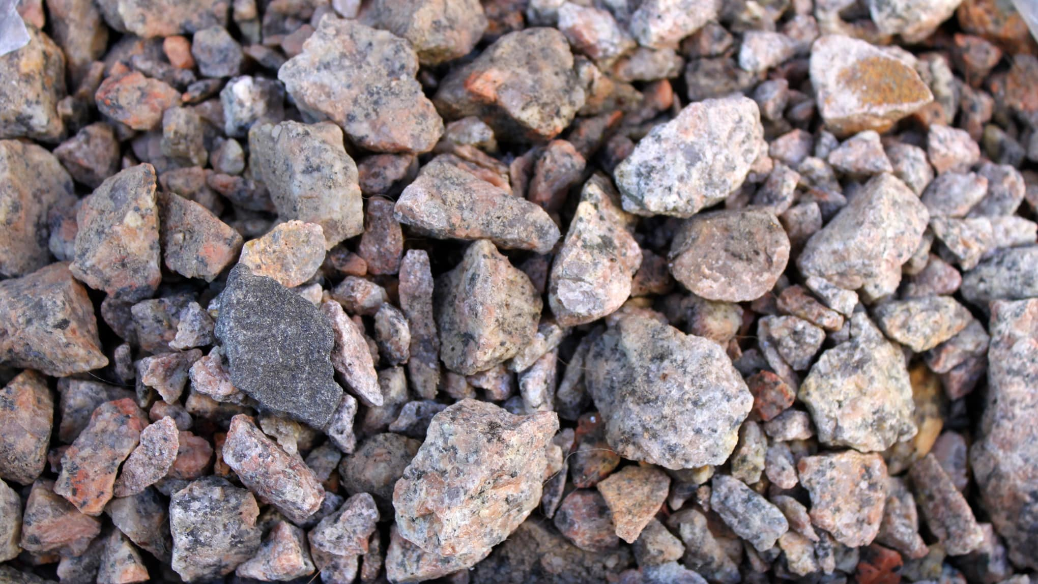 close up of priora aggregate