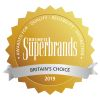 Accreditation 2019 superbrands logo Logo