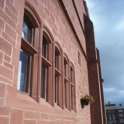 barrow town hall - barrow in furness