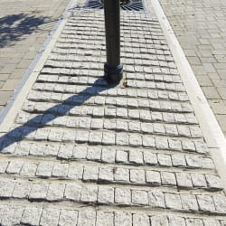 conservation setts - silver grey