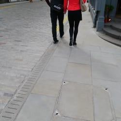 drexus pave drain yorkstone scoutmoor