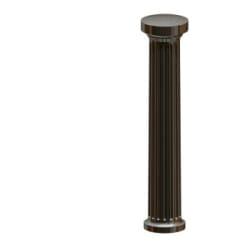 ferrocast hexham polyurethane bollard