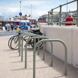 ferrocast sheffield cycle stand