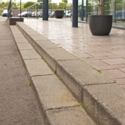 conservation kerb